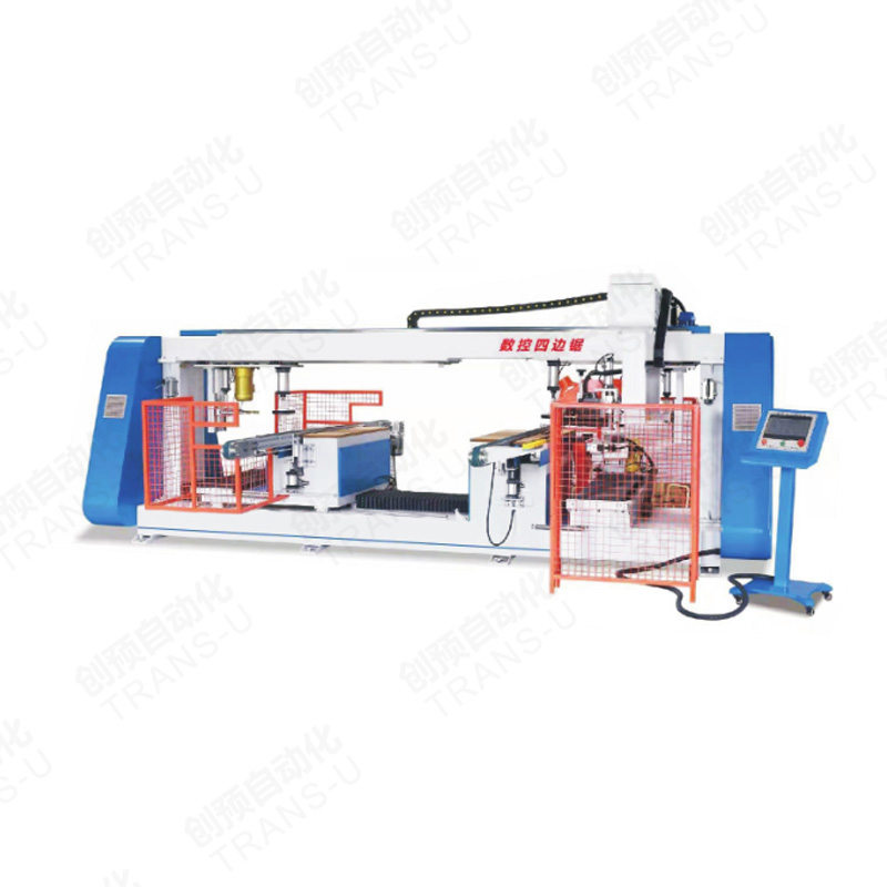 Four Sides Cutting Saw